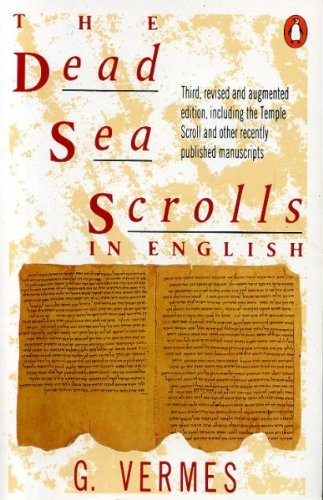 The Dead Sea Scrolls in English by Penguin Books