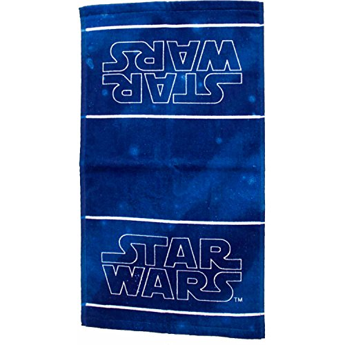 Disney Star Wars Claasic Collection Blue Hand Towel