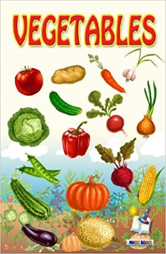Vegetables (The World Around Me Book 11)