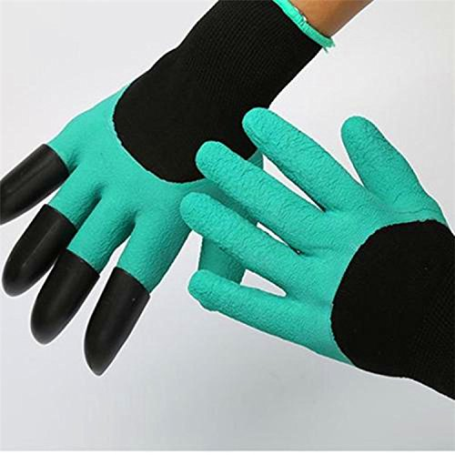 High Racer Glove - Outdoor Waterproof Gloves for Men/Women Autumn Leaves, Gardening, House, Research Gloves, Rake