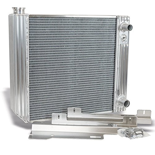 Flex-a-lite 51087LS Direct-fit Aluminum Radiator for Jeep Wranglers (TJ and YJ) with LS Engine Conversion by Flex-a-lite (Image #1)