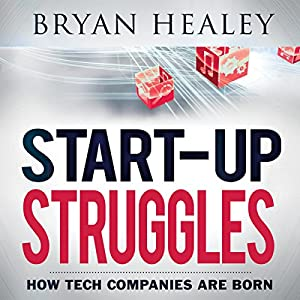 Start-up Struggles Audiobook