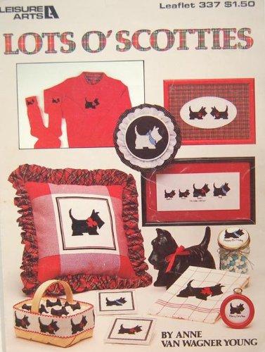 (Lots O' Scotties Cross Stitch Leaflet 337)