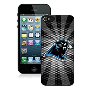 Iphone 5 Case Iphone 5s Cases NFL Carolina Panthers 01