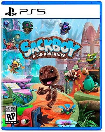 Sackboy: A Big Adventure - Standard Edition - PlayStation 5 3