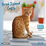 Greek Island Cats 2018: Kalender 2018 (Wonderful World)