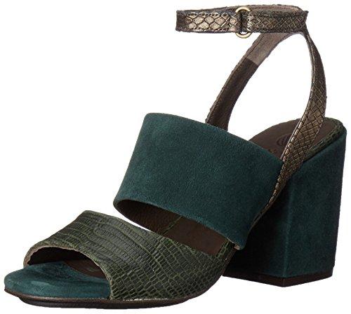 Coclico Womens Dickie Dress Sandalo Forest / Sherwood / Malindi