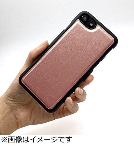 7fd12522e1 Amazon | iPhone7用手帳型ケース マグネットタイプ ピンクゴールド BJMG-IP7PG | ケース・カバー 通販