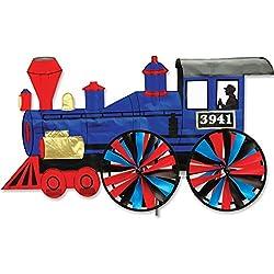 32 In. Steam Engine Spinner
