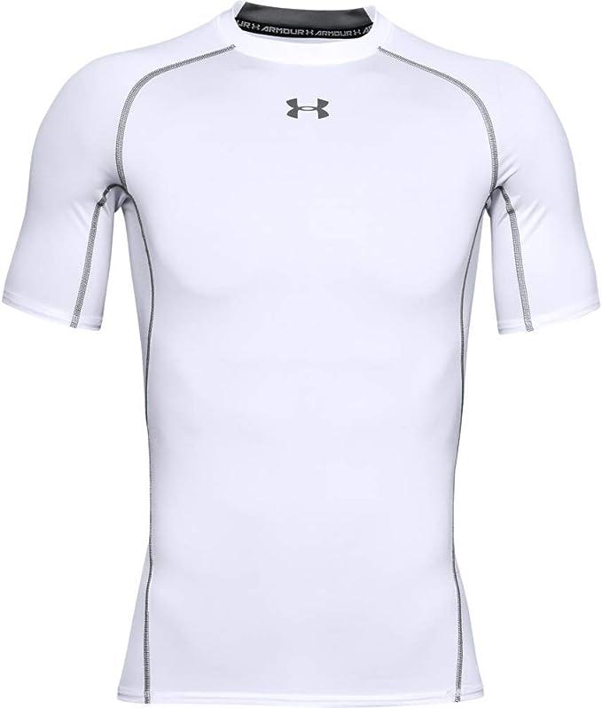 braccio Collegare Schiacciare  Under Armour UA HeatGear Short Sleeve Maglietta Uomo: Amazon.it:  Abbigliamento