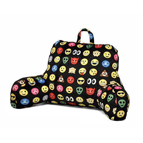 Emoji Icon Bedrest Pillow