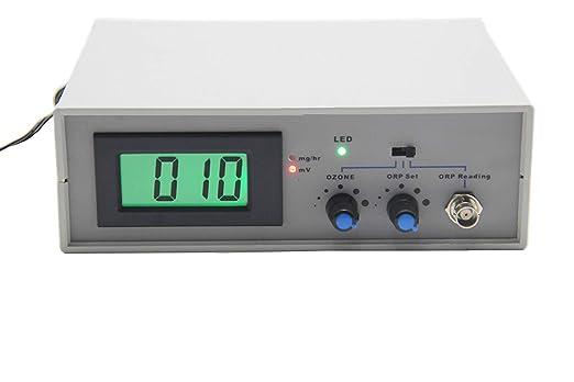 cgoldenwall ozac-plus-200 Generador de Ozono ozoner Medidor ...
