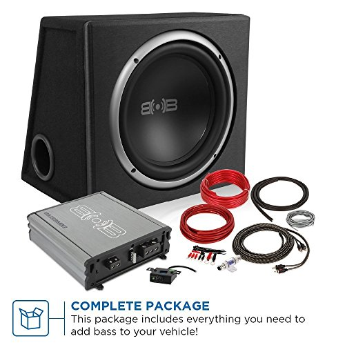 Buy cheap car subwoofer packages