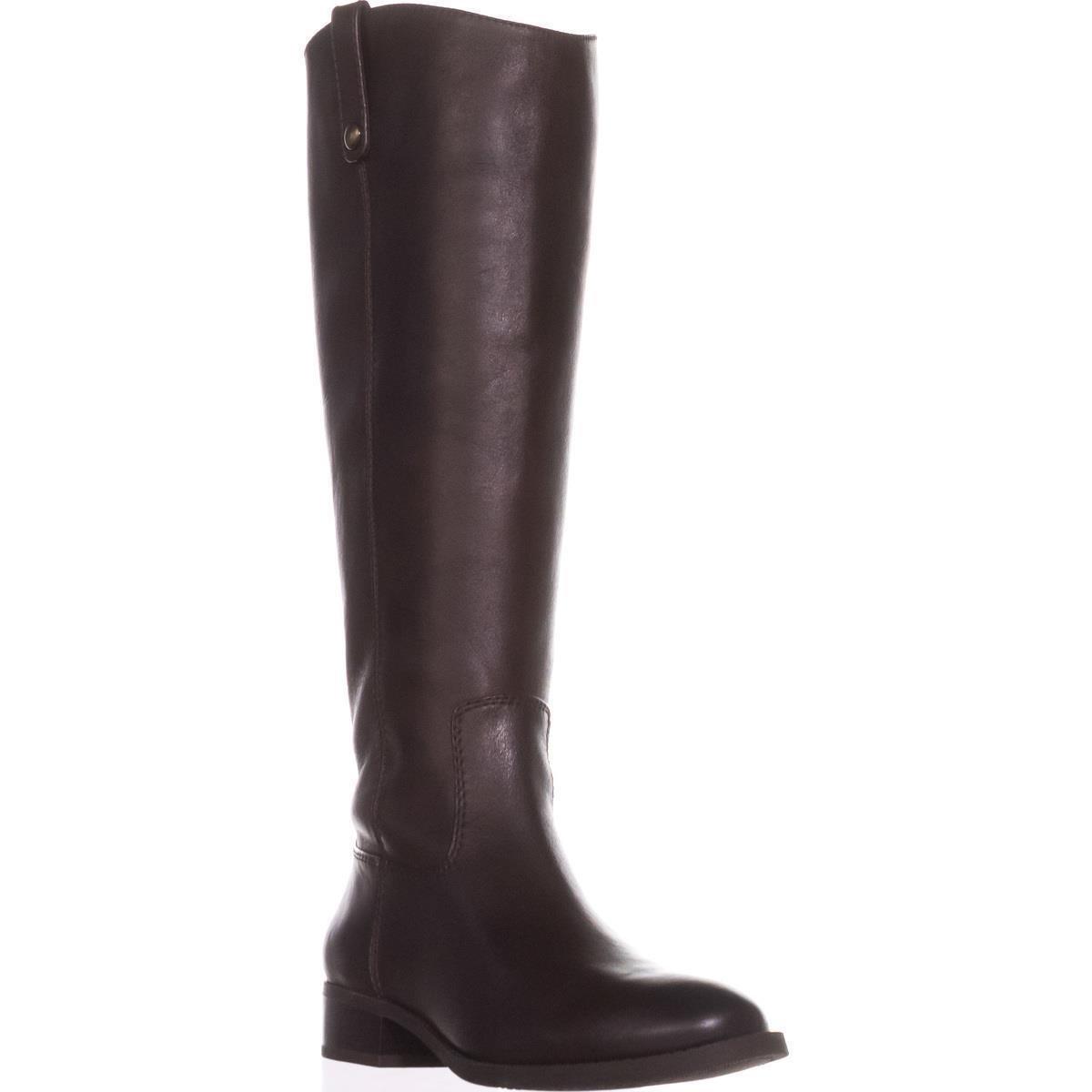 Chocolate INC International Concepts Womens fawme Closed Toe Knee High Fashion Boots
