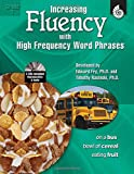 Increasing Fluency with High Frequency Word Phrases Gr. 1 (w/CD)
