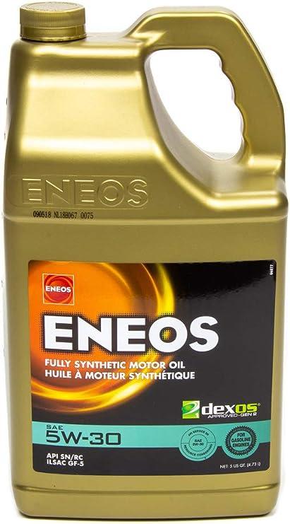 Full Synthetic Oil >> Eneos Eneo 027 Full Synthetic Oil 160 Fluid Ounces