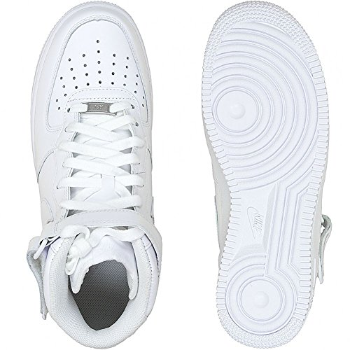 Nike Air Force 1 Mid 07 Sneaker Trainers weiß