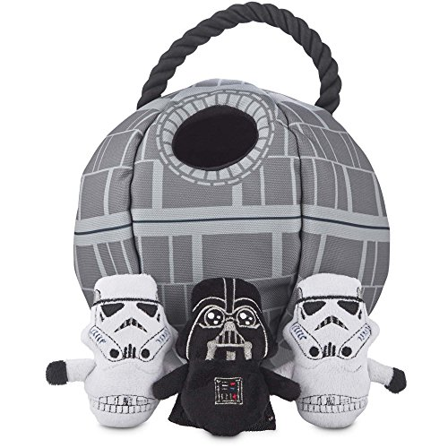 Star Wars Death Star Foraging Dog Toy, 12