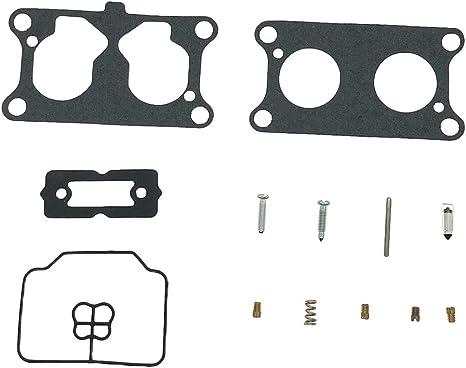 OEM QUALITY 2001-2008 Kawasaki KAF 620 Mule 3000 Carburetor Rebuild Carb Kit