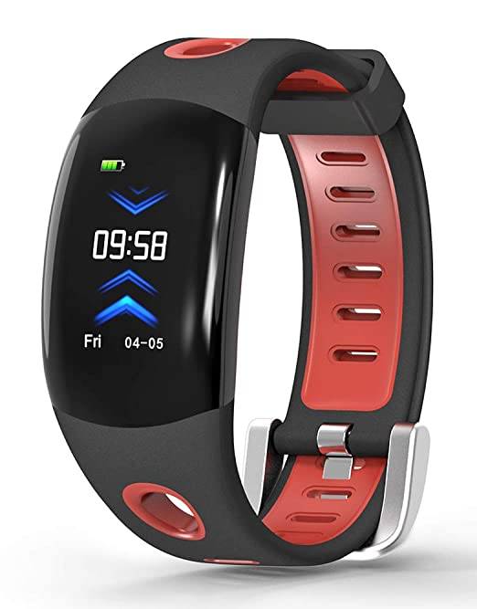 FDRYA Fitness Tracker Pantalla a Color Reloj Inteligente ...