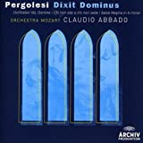 Pergolesi: Dixit Dominus, Salve Regina in A Minor