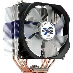 ZALMAN CNPS 10X Quiet - Processor Cooler (CNPS10XQUIET) Category: Heatsinks and CPU Fans