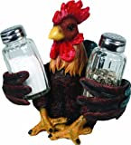 River's Edge Salt and Pepper Shaker Holder (Rooster) Review and Comparison