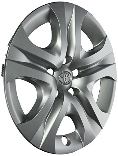 genuine toyota hubcap - 3