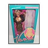 Vanna White Barbie Doll with Original Fashion Limited Edition From 1990
