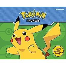 Pokemon: Phonics (Box Set)