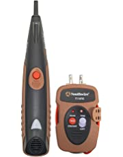 Southwire Tools & Equipment T100PK Professional Tone & Probe Kit, Cable Tracer