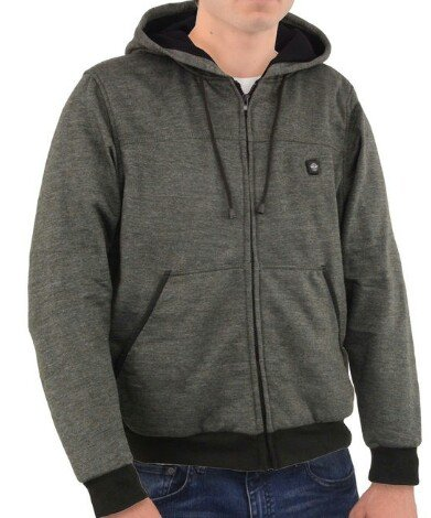 Milwaukee Performance Men's Heated Hoodie with Front and Back Heating Element(Grey, 3X-Large), 1 Pack