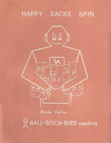 Happy Sacks Spin Ball Stick Bird Reading Program Book 2