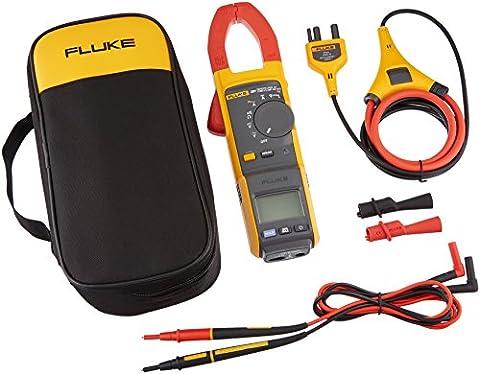Fluke 381 Remote Display True-RMS AC/DC Clamp Meter with iFlex (Fluke Hvac)