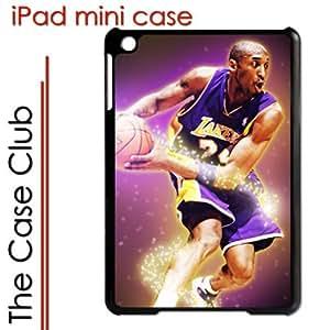 iPad Mini Black Protective Hard Case - Kobe Bryant La Lakers Basketball
