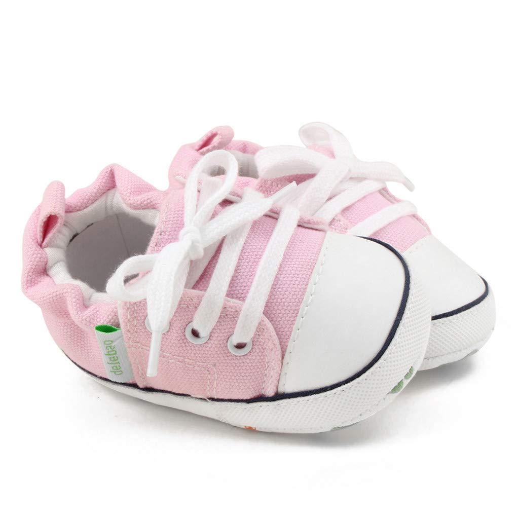 Diath Unisex Baby Kids Sneaker Anti-Rutsch-Lauflernschuhe Sommer Breathable Mesh Sportschuhe Jungen M/ädchen L/ässig Geschlossener Sneaker Outdoor rutschfeste Trekkingbahn Ledermode Strand