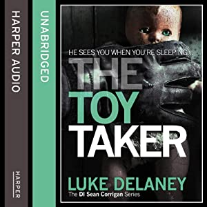 The Toy Taker Audiobook