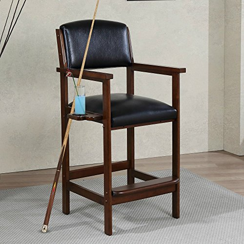 American Heritage Spectator Chair – Suede