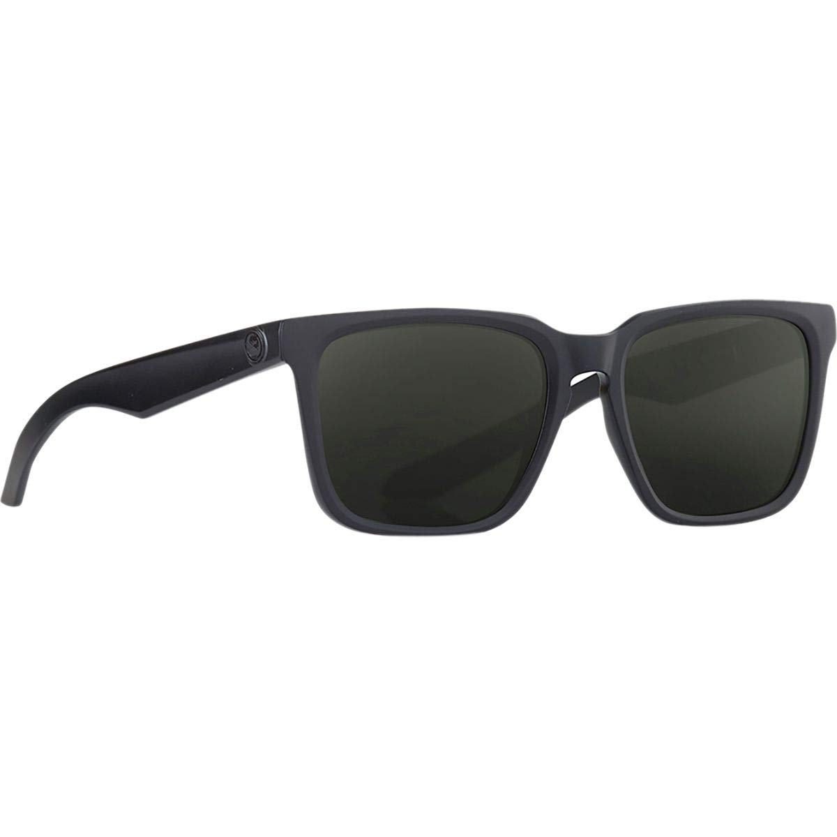 Sunglasses DRAGON DR BAILE POLAR 004 MATTE BLACK/GREY at ...