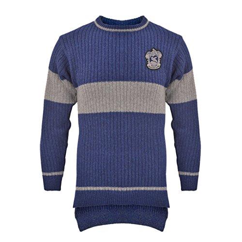LH1002 Lochaven Produit officiel Maison Potter Serdaigle Harry Pull de Quidditch qwxz8ggv