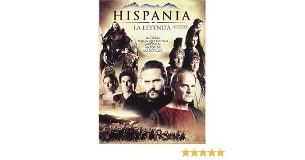 Hispania La Leyenda-2ª Temporada [DVD]: Amazon.es: Alfonso Bassave, Ana de Armas, Juana Acosta, Iván Sánchez, Ángela Cremonte, Manuela Vellés, ...