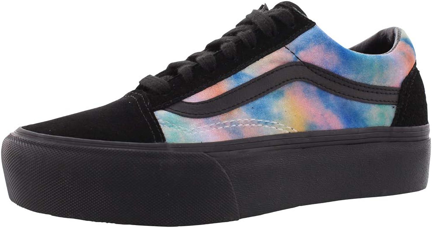 black vans shoes size 5