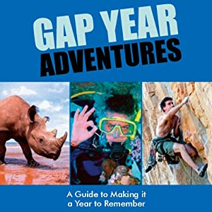 Gap Year Adventures Audiobook