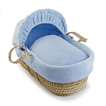 Amazon.com : Clair de Lune Honeycomb Palm Wicker Moses ...