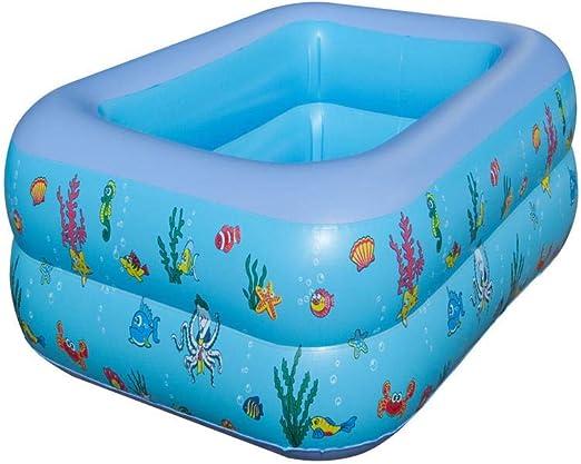 Amazon.com: Piscina de verano para bebé, 47.2 in, piscina ...