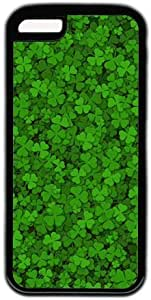 Clover Pattern Theme for iphone 4/4s Case