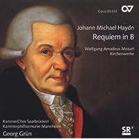 Johann Michael Haydn: Requiem B-Dur MH 838 / Mozart: Kleinere Kirchenwerke