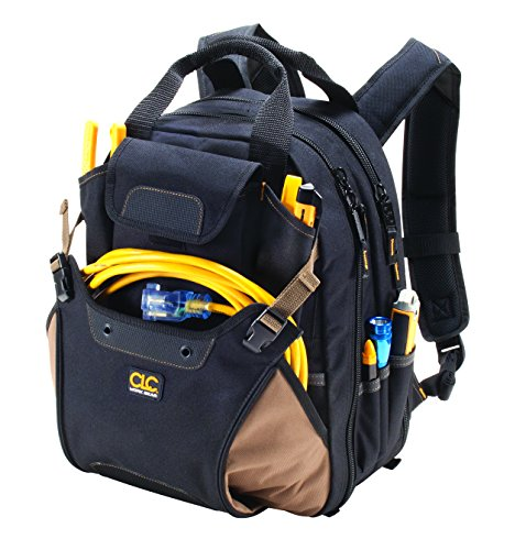 Custom Leathercraft 1134 Carpenters Backpack product image