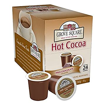 Grove Square Hot Milk Chocolate K Cups