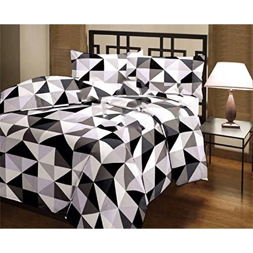 Wholesale LABNO New Geometric printed Single Micro-Micro-cottonDohar Reversible/Bothside printed Dohar/AC Blanket/Quilt for sale